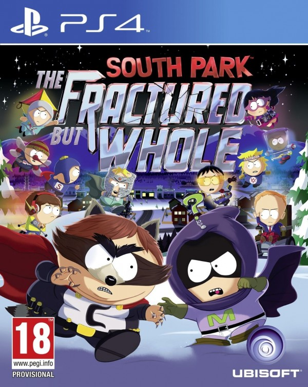 PS4 South Park The Fractured But Whole Standard Edition (  )