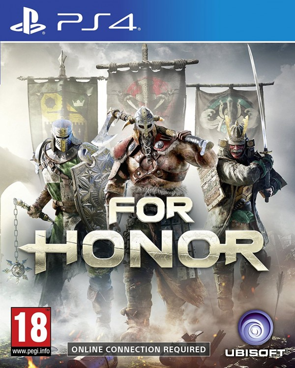 PS4 For Honor Standard Edition (  )