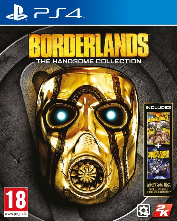 PS4 Borderlands the Handsome Collection (Borderlands 2 + Borderlands the Pre-Sequel) (  )