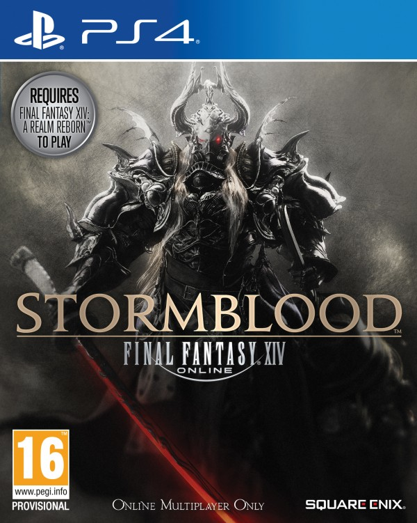 PS4 Final Fantasy XIV StormBlood exp. (incl. Heavensward exp.) (  SFFSB4EN01 )