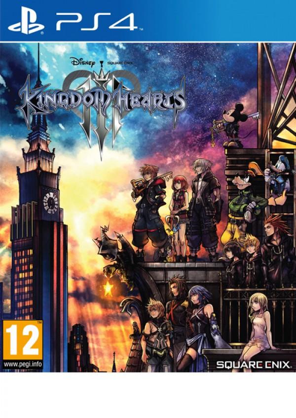 PS4 Kingdom Hearts 3 ( SKH304EN01 )