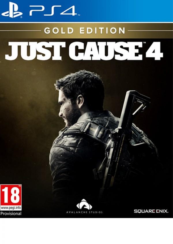 PS4 Just Cause 4 Gold Edition ( SJCS44EN03 )
