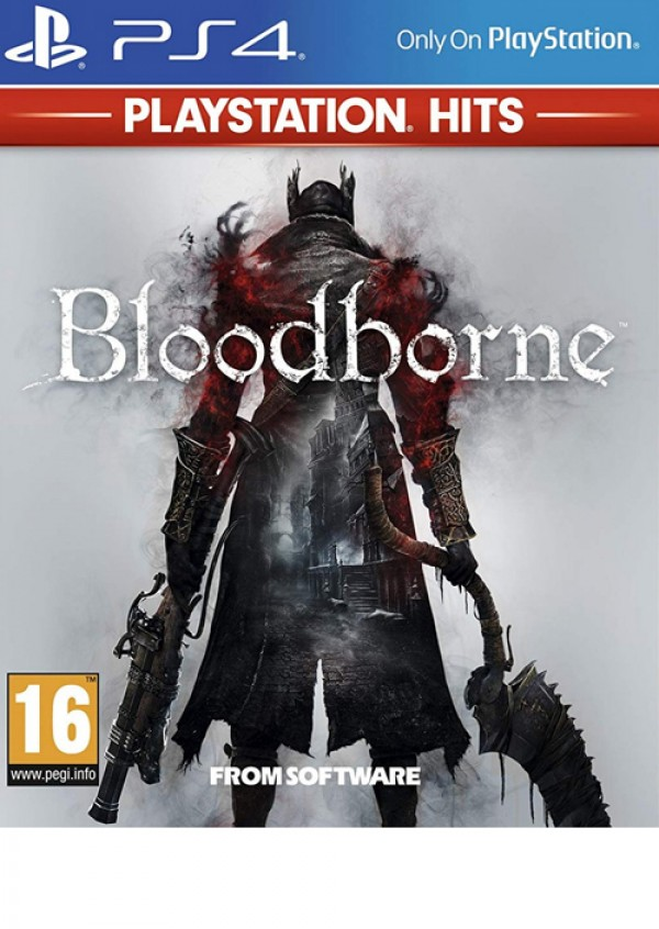 PS4 Bloodborne Playstation Hits (  )