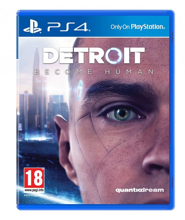 PS4 Detroit: Become Human (  )