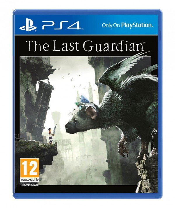 PS4 The Last Guardian (  )