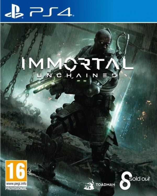 PS4 Immortal: Unchained (  )