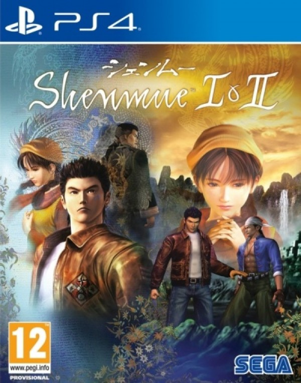 PS4 Shenmue I & II (  )
