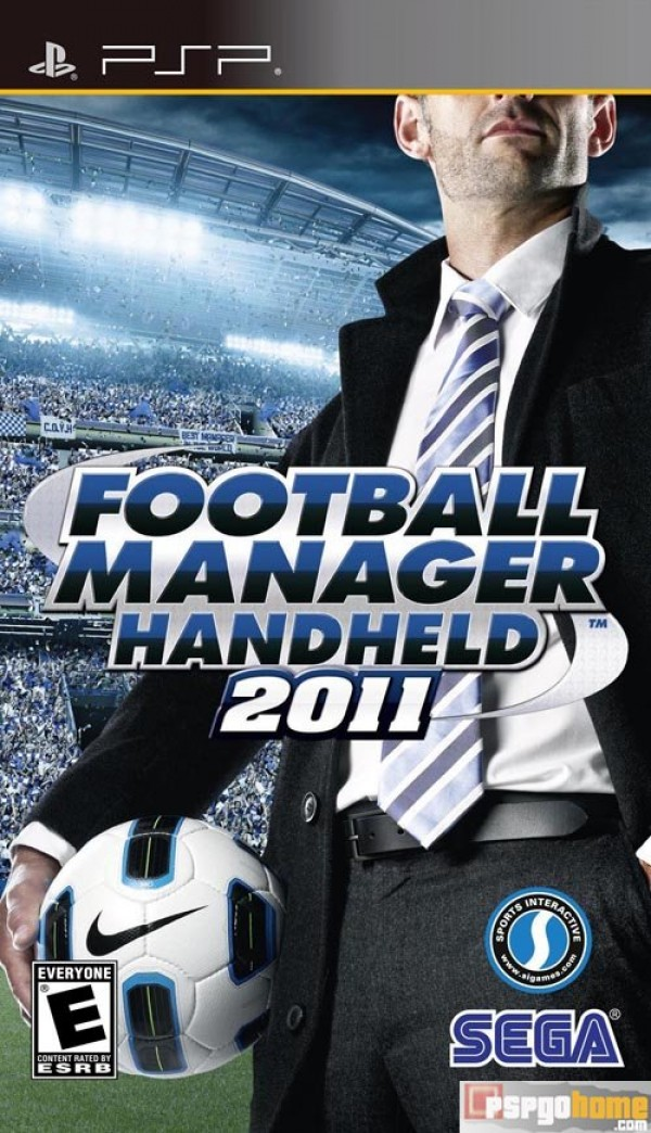PSP Football Manager Handheld 2011 (  )