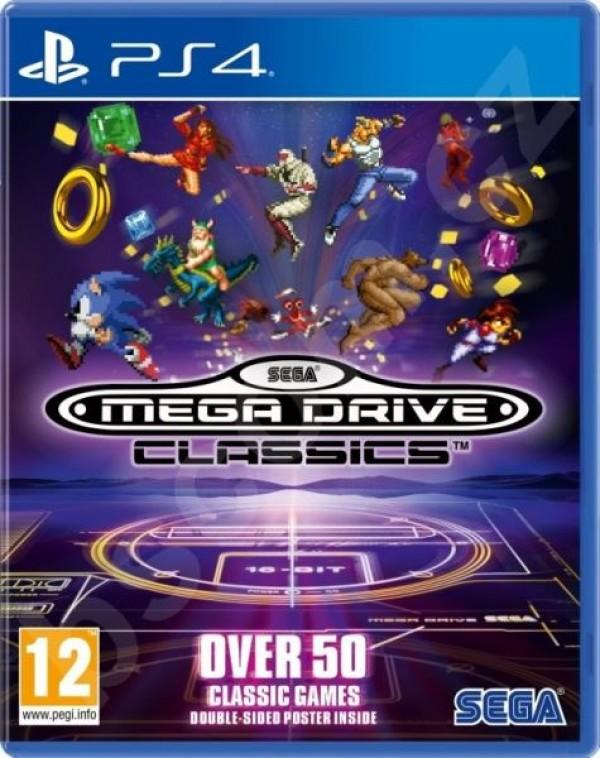 PS4 SEGA Mega Drive Classics (  )