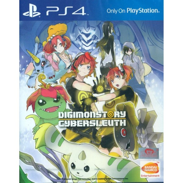 PS4 Digimon Story: Cyber Sleuth ( 111854 )