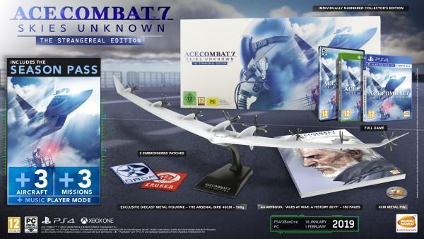 PS4 Ace Combat 7 Collectors Edition ( 112329 )