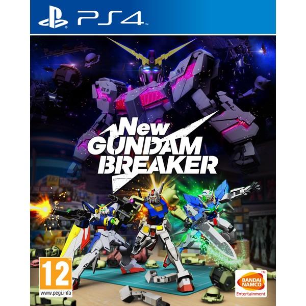 PS4 New Gundam Breaker ( 112994 )