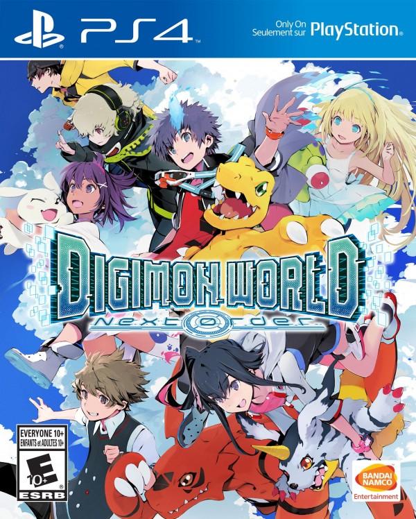 PS4 Digimon World: Next Order ( 112317 )
