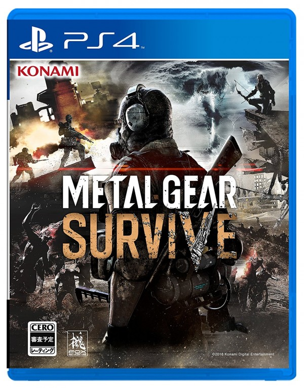 PS4 Metal Gear: Survive (  )