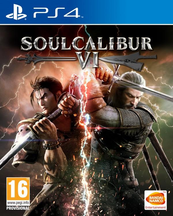 PS4 Soul Calibur VI ( 113192 )