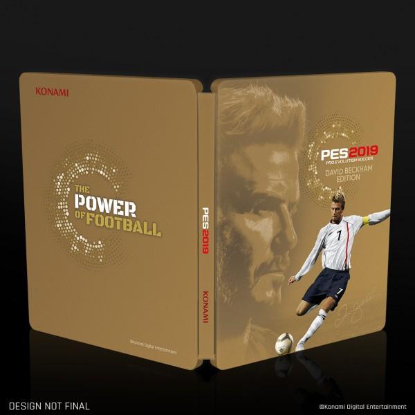 PS4 Pro Evolution Soccer 2019 David Beckham Edition (  )