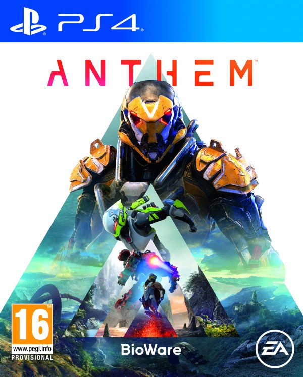 PS4 Anthem ( E02871 )