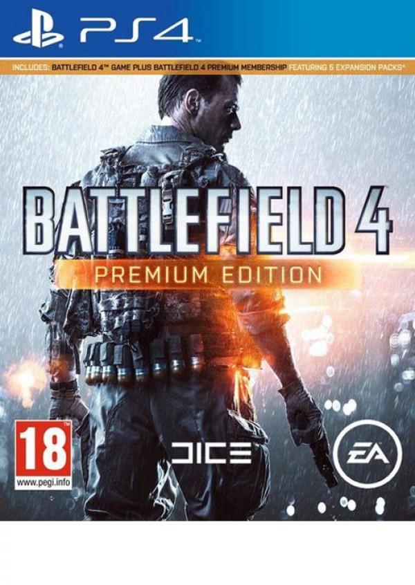 PS4 Battlefield 4 Premium ( E02676 )