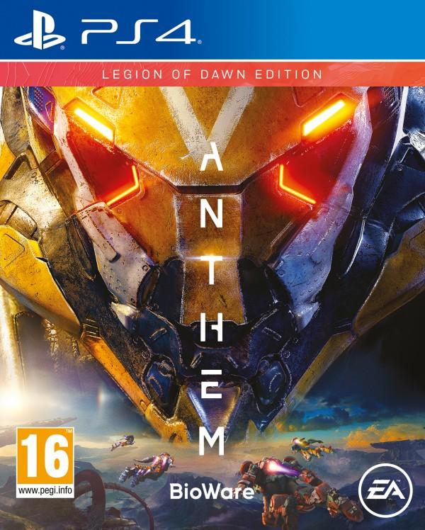 PS4 Anthem Legion of Dawn Edition ( E02869 )