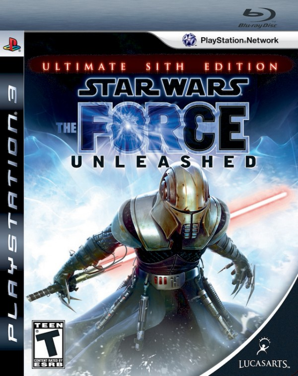 PS3 Star Wars The Force Unleashed - The Ultimate Sith Edition Essentials ( GXAC000046 )