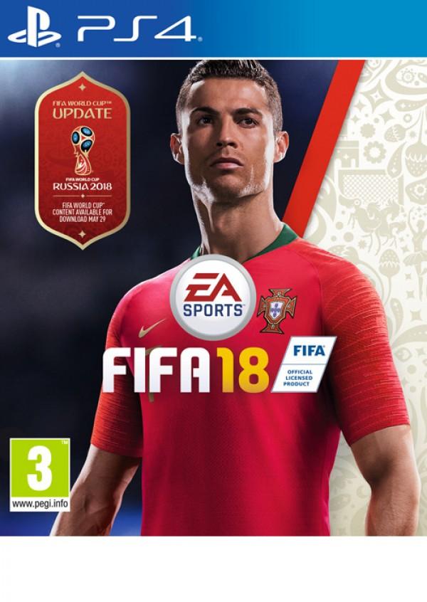 PS4 FIFA 18 ( E02363 )