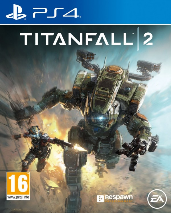 PS4 Titanfall 2 ( E01878,E01735 )