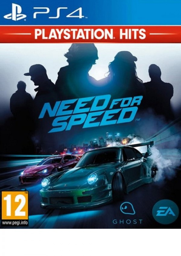 PS4 Need For Speed 2016 Playstation Hits ( E02944 )