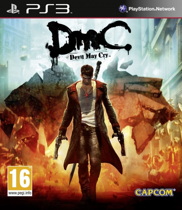 PS3 Devil May Cry Essentials (  )