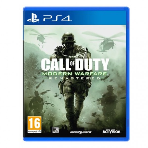 PS4 Call of Duty Modern Warfare Remastered ( 88074EN )