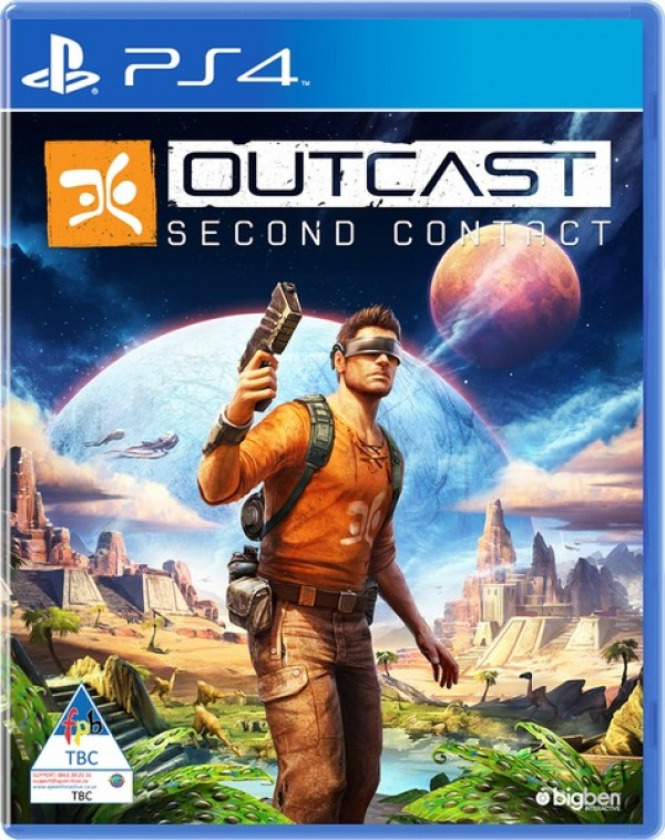PS4 Outcast: Second Contact ( PS4OUTCASTUK3 )
