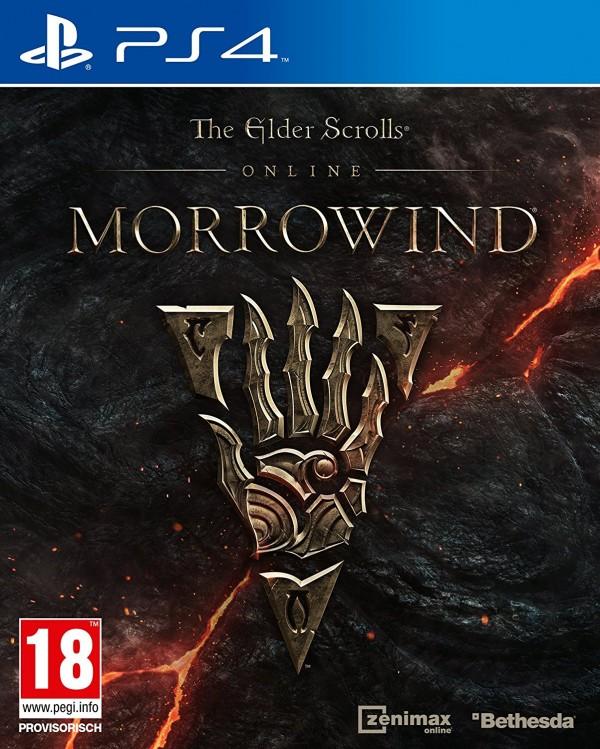 PS4 The Elder Scrolls Online: Morrowind (  )