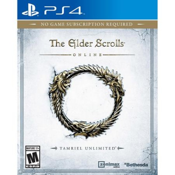PS4 The Elders Scrolls Online Tamriel Unlimited (  )