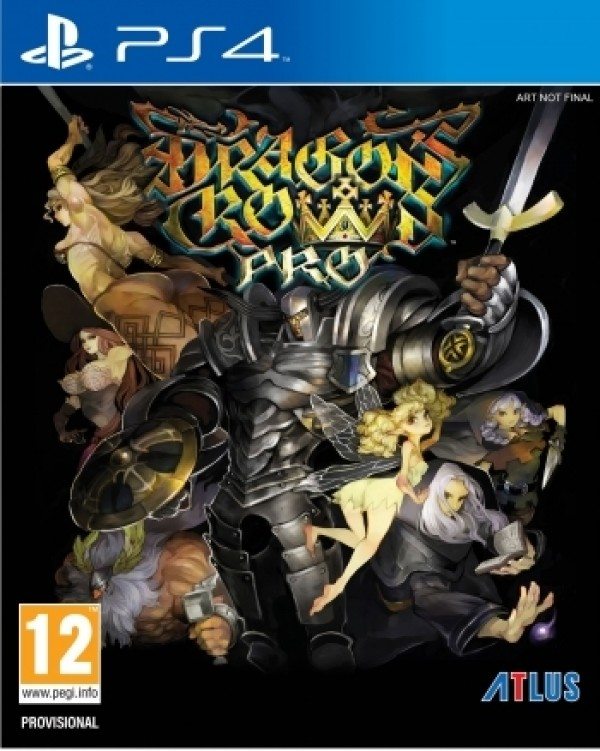 PS4 Dragon's Crown Pro Battle-Hardened Edition  (  )