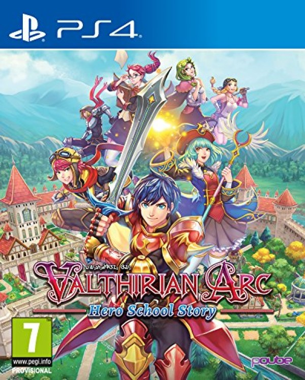 PS4 Valthirian Arc Hero School Story (  )