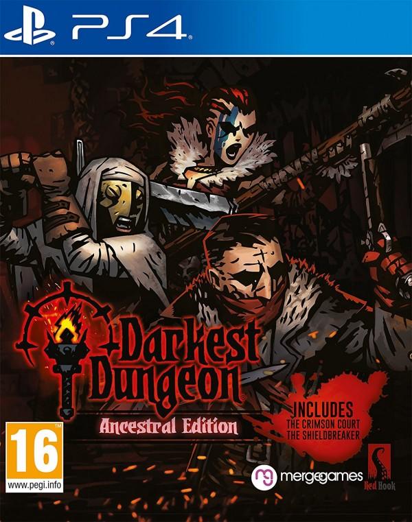 PS4 Darkest Dungeon (  )