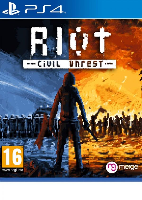 PS4 RIOT: Civil Unrest (  )