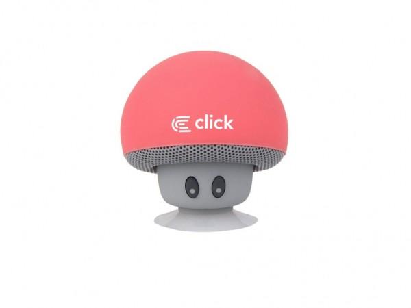 Click BS-R-M Zvucnik bluetooth Mushroom, pink' ( 'BSRMP' )