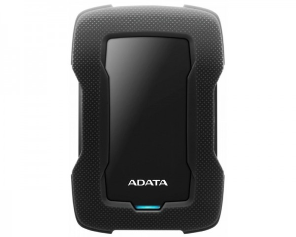 A-DATA 1TB 2.5'' AHD330-1TU31-CBK crni eksterni hard disk