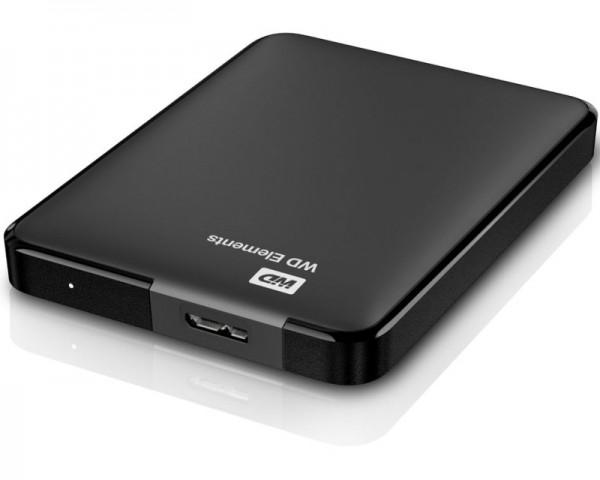 WD Elements Portable 1TB 2.5'' eksterni hard disk WDBUZG0010BBK