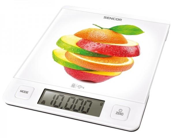 SENCOR SKS 7000WH kuhinjska vaga