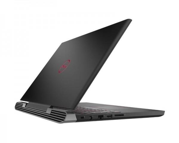 DELL G5 15 (5587) 15.6'' FHD Intel Core i5-8300H 2.3GHz (4.0GHz) 8GB 1TB 128GB SSD GeForce GTX 1050Ti 4GB Backlit crni Ubuntu 5Y5B