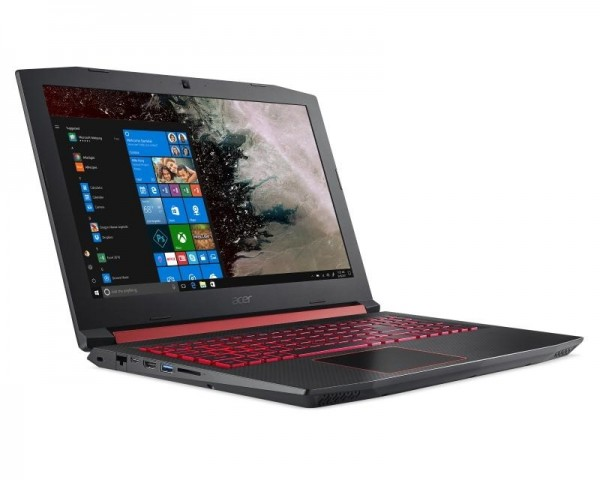 ACER Nitro 5 AN-515-52-50N0 15.6'' FHD Intel Core i5-8300H 2.3GHz (4.0GHz) 8GB 256GB SSD GeForce GTX 1050 4GB crni