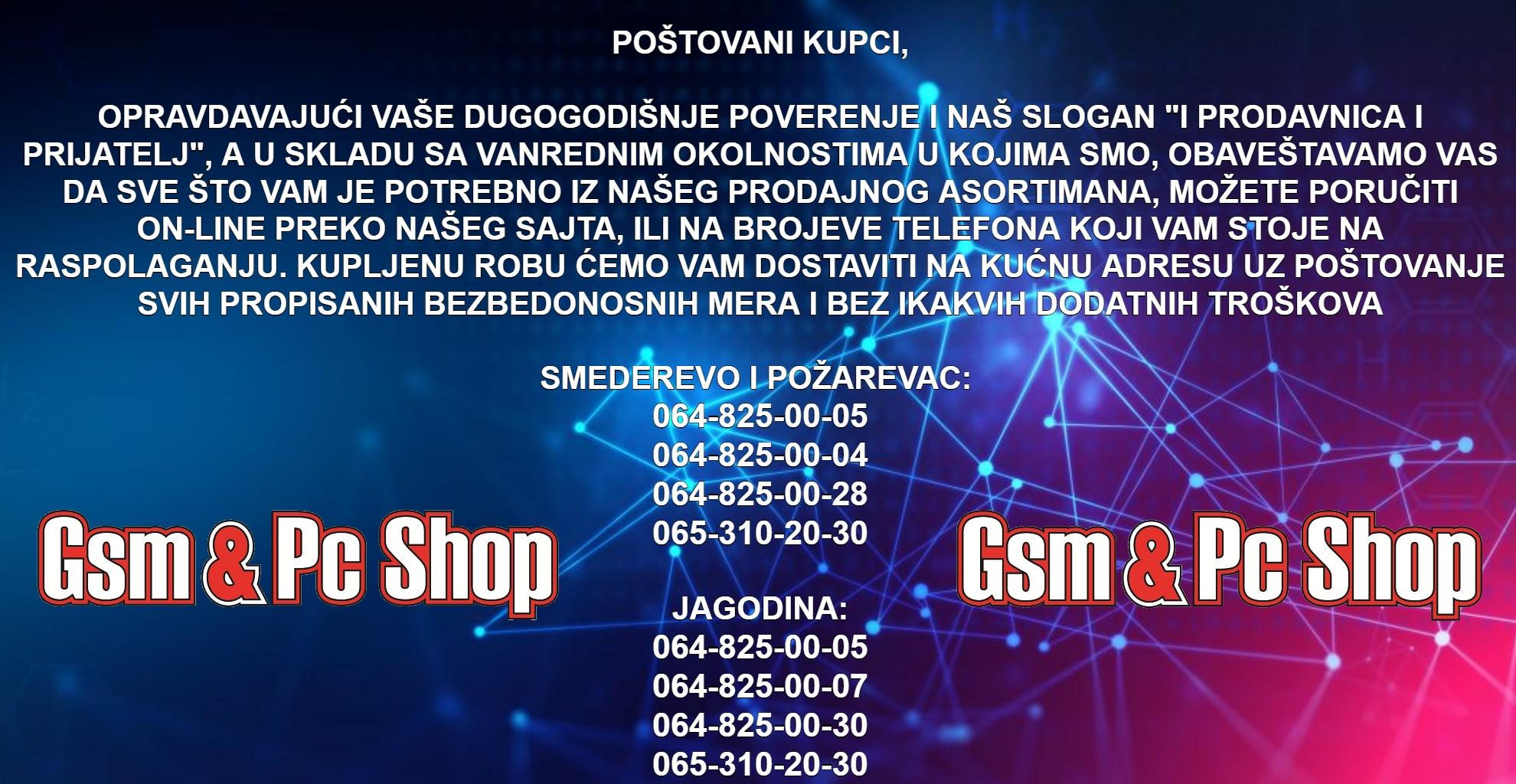 GSM KORONA