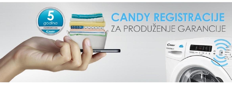 Candy 5 godina